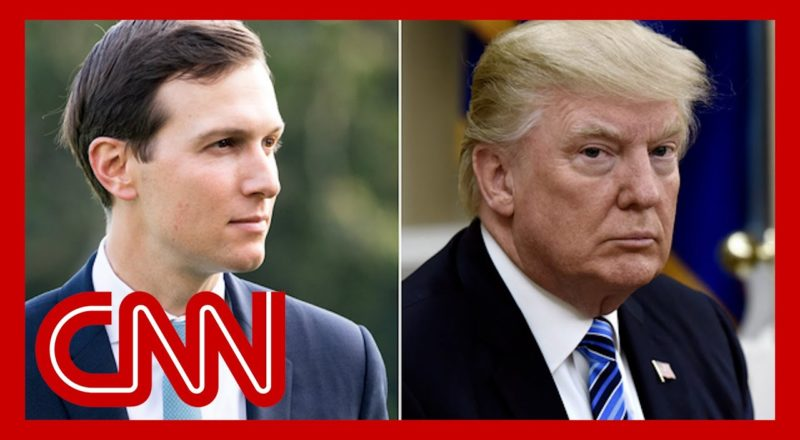 Book claims livid Trump was told Kushner decided on federal Covid-19 testing 1