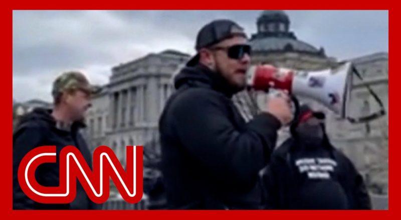 DOJ releases Capitol riot videos from case involving Proud Boys 1