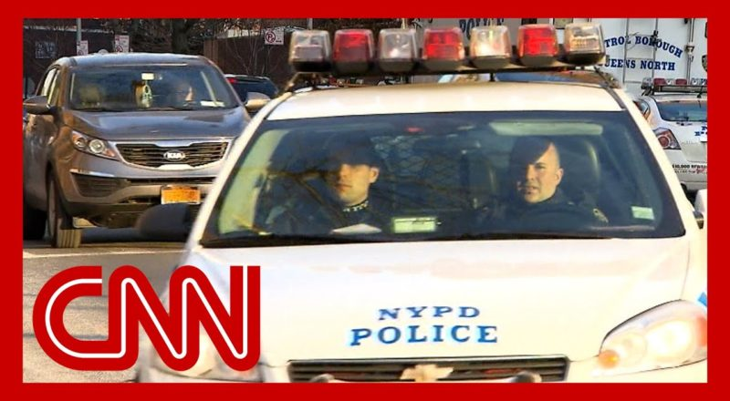 CNN reporter rides along with NYPD amid spike in crime rate 4