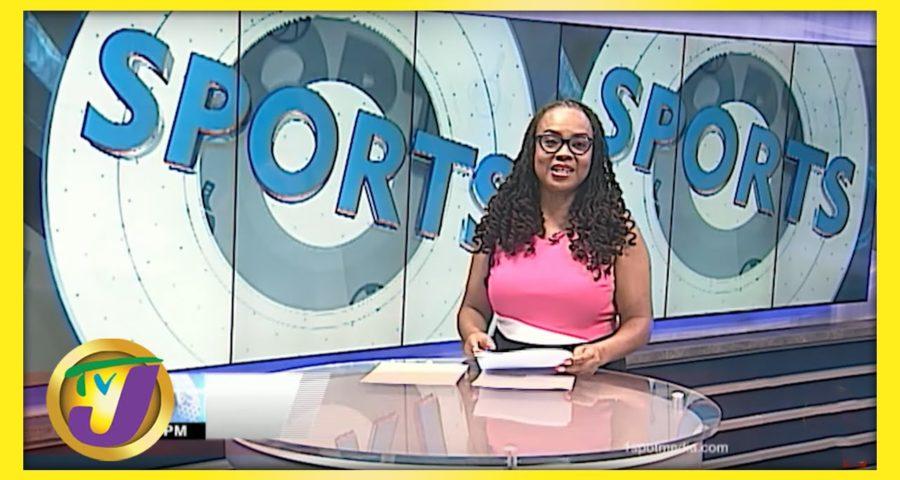 Jamaican Sports News Headlines   TVJ Sports 1