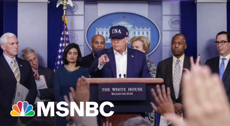 Fmr. Biden Advisor: Trump's 'Dishonest Mistakes' With Virus Are 'Not Forgivable' 1