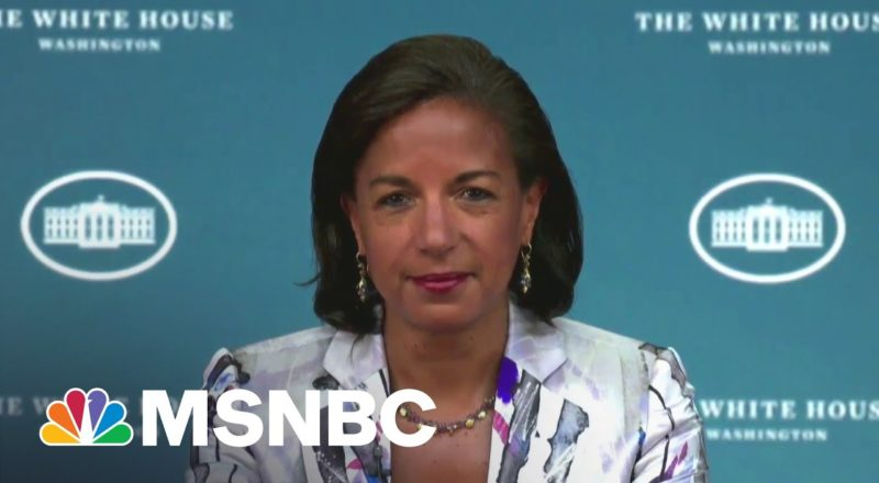 Susan Rice On The 'Overdue' Expanded Child Tax Credit 9