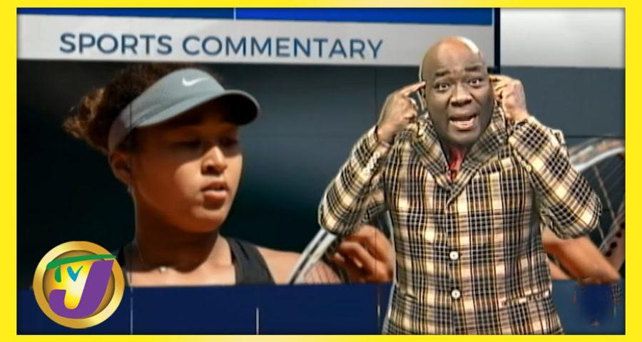 Naomi Osaka | TVJ Sports Commentary 1