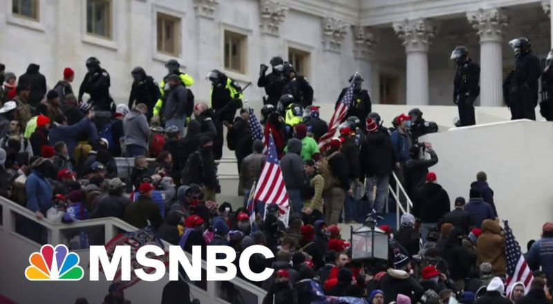 House Intel Member Renews Call For January 6 Commission | MSNBC 7
