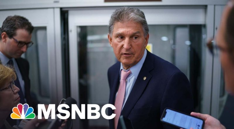 Manchin To Vote Yes To Proceed With Debate On Voting Rights Bill 4