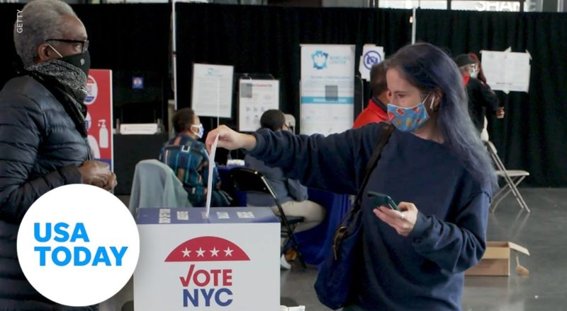 New voting system could mean weeks before NYC Mayor is known | USA TODAY 3