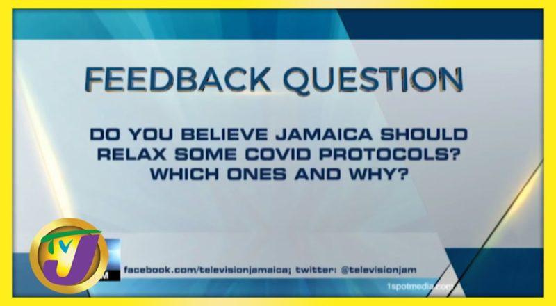 Feedback Question | TVJ News - June 21 2021 1