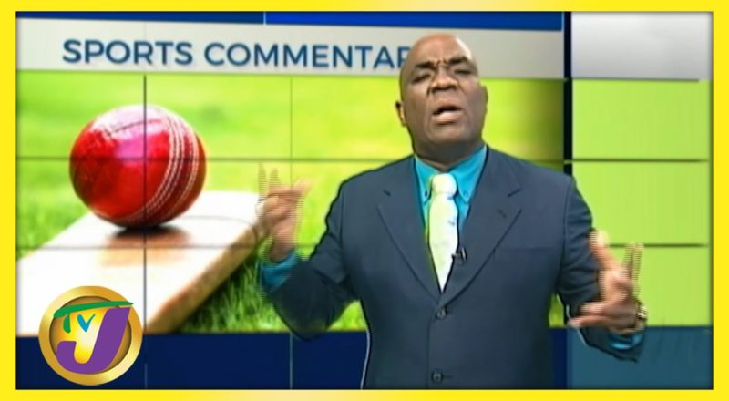 West Indies vs South Africa | TVJ Sports Commentary - June 21 2021 1