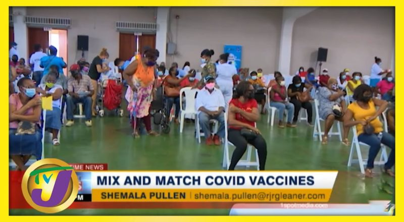 Professor Suggests Jamaica's Health Ministry to Mix & Match Vaccines - June 21 2021 1