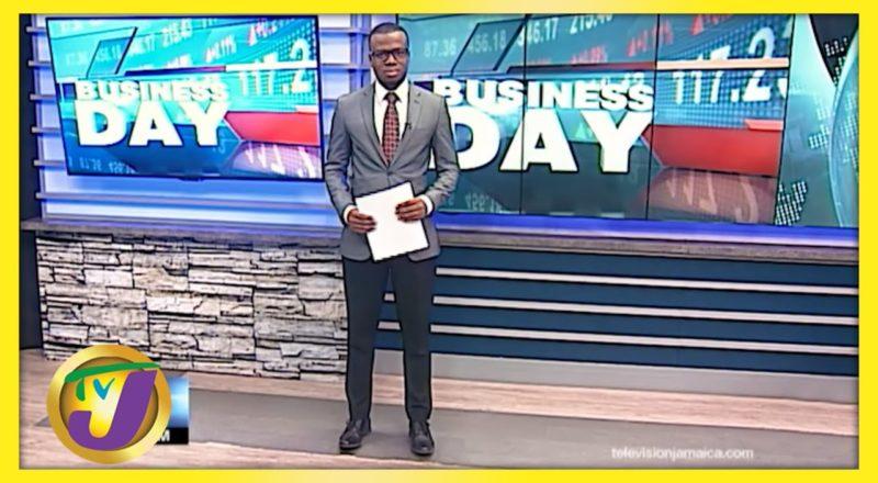 Jamaica Business Day   TVJ News - June 21 2021 1