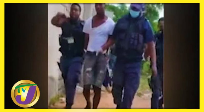 Main Suspect Involved in Woman's Death Found Dead in Cell | TVJ News - June 21 2021 1