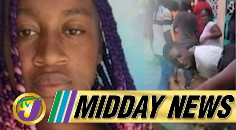 Twist in Case of Death of Man in Police Custody in Jamaica | TVJ Midday News - June 22 2021 1