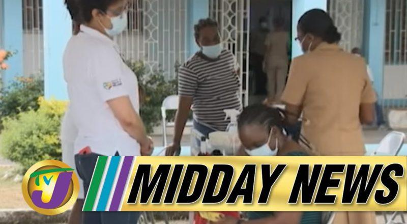JTA Seek Clarity Regarding Vaccines for Teachers in Jamaica   TVJ Midday News - June 22 2021 1