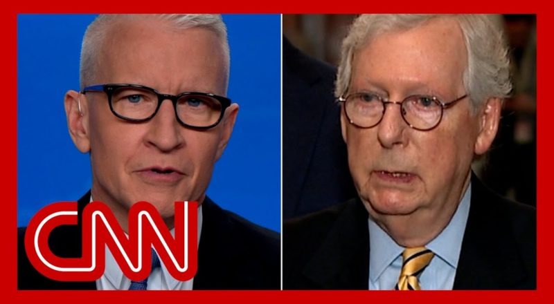 Cooper to McConnell: If nothing is broken, why is GOP doing this? 1