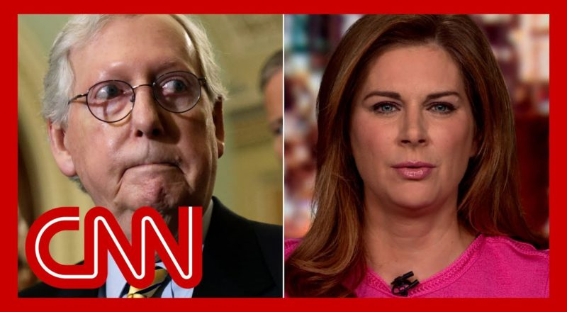 Erin Burnett: McConnell knows what he said is not true 1