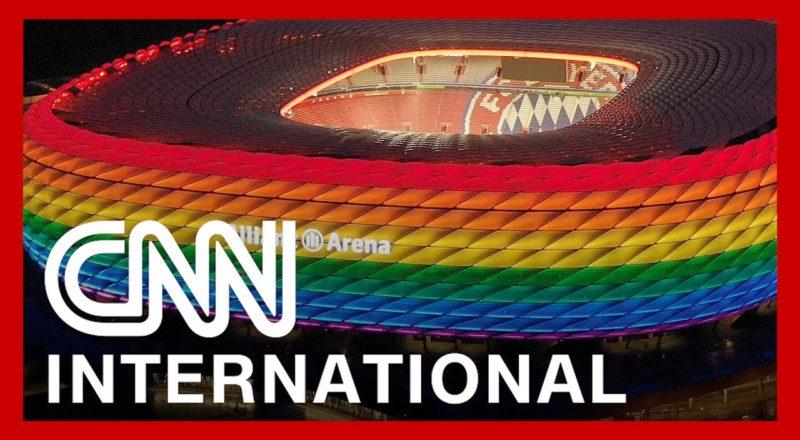 UEFA says no to symbol of LGBTQ solidarity at soccer match 1