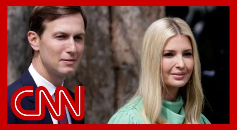 Ivanka and Jared distance themselves from Trump's complaints 1