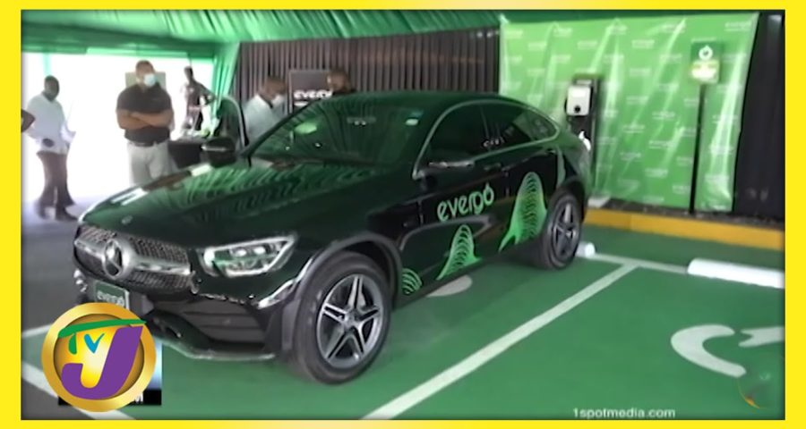 Electric Vehicles Impact on Jamaica | TVJ News 1