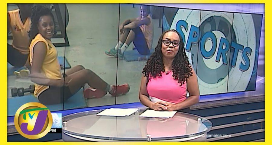 Sunshine Girls Back in Training | TVJ Sports 1