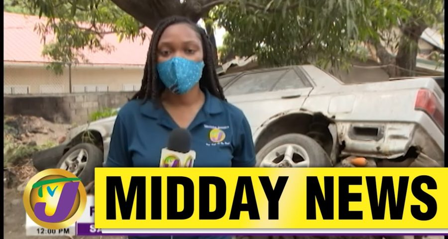 Jamaica's Hurricane Season Begins | Bull Bay Worried | TVJ Midday News - June 1 2021 1