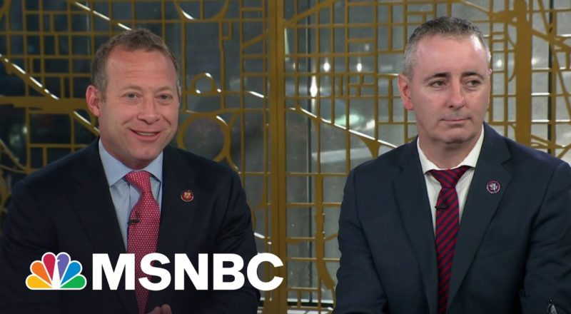 Bipartisan Infrastructure Group Set To Meet Again | MSNBC 1