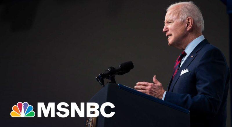 Biden Prepares To Unveil Plan To Address Gun Violence 1