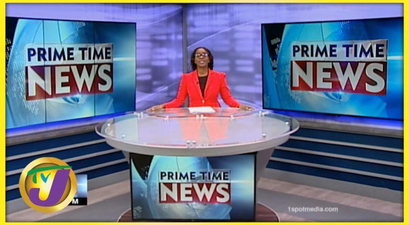 Jamaican News Headlines  TVJ News - June 22 2021 1