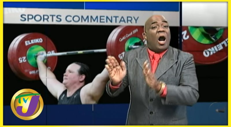 Olympics Case of Double Standard   TVJ Sports Commentary - June 22 2021 1