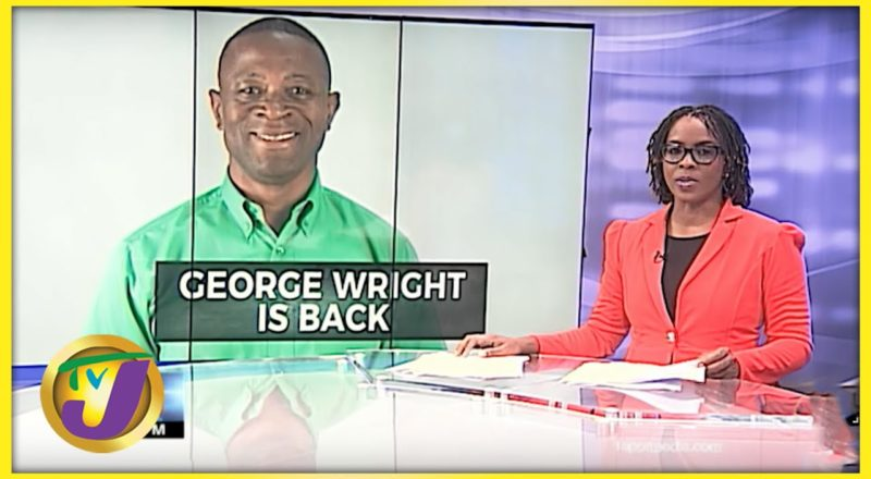 Fireworks as Embattled MP George Wright Returned to Parliament | TVJ News - June 22 2021 3