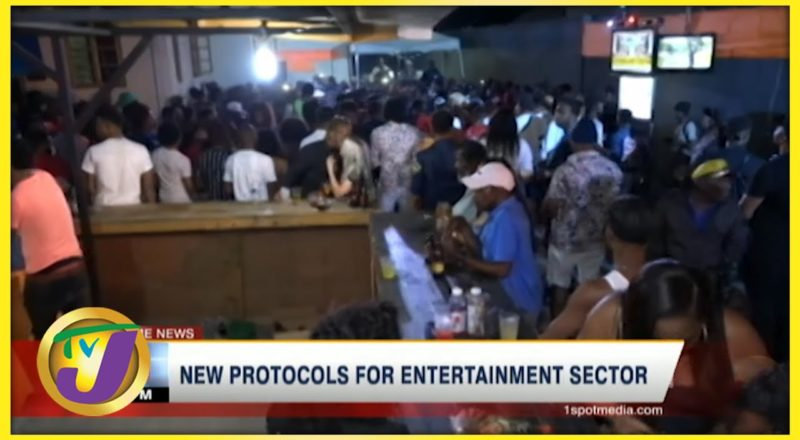 New Covid Measures for Jamaica's Entertainment Sector | TVJ News - June 22 2021 6