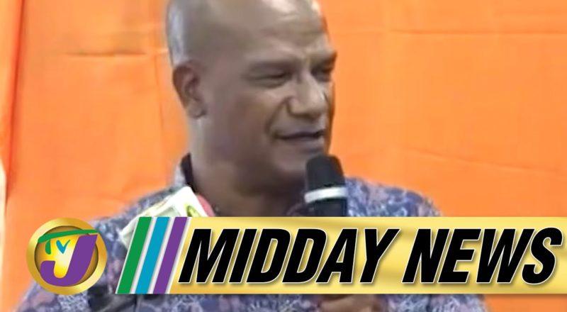 Another Pandemic Election in Jamaica?   TVJ Midday News - June 23 2021 1