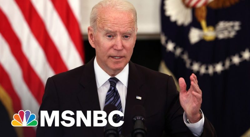Biden And Senate Close In On Bipartisan Infrastructure Deal 1