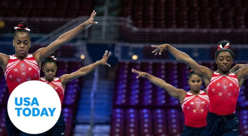 Simone Biles, Jordan Chiles are changing the face of gymnastics | USA TODAY 1