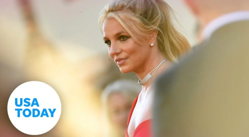 Britney Spears: Justin Timberlake, Mariah Carey show support | USA TODAY 7