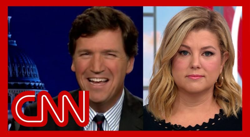 'He is white rage': Keilar calls out Tucker Carlson 1