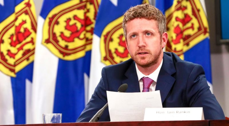 'We're asking for a week': N.S. Premier Rankin speaks out on outrage over N.B. border | COVID-19 3