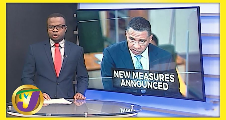 Curfew Hours Relaxed, Beaches & Rivers to Reopen in Jamaica | TVJ News - June 1 2021 1