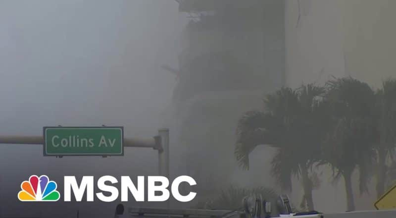 FL Condo Collapse Leaves Up To 99 People Unaccounted For, Police Say 1