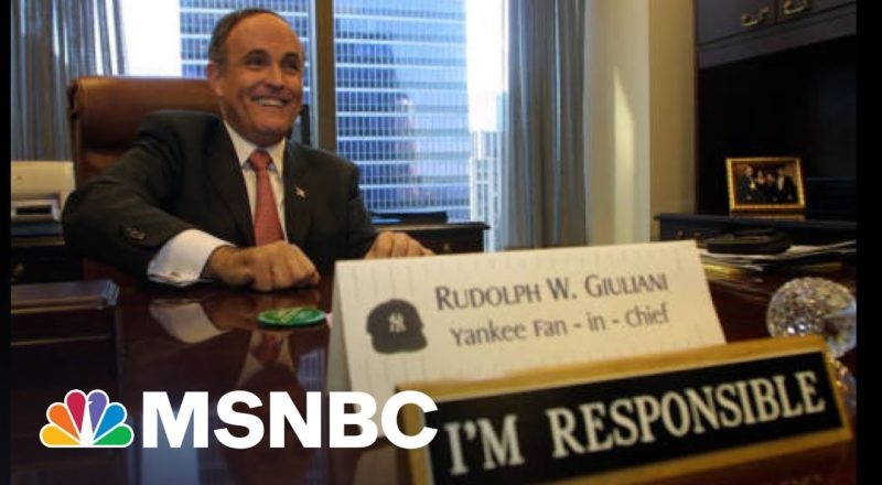 'Ongoing Threat': Why Giuliani Was Suspended From Practicing Law 6