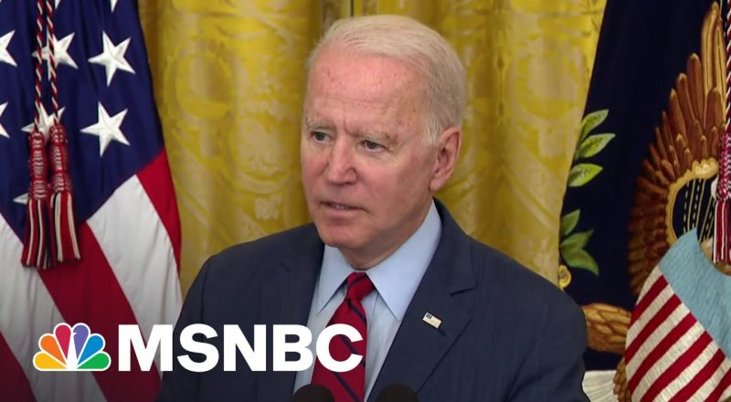 People Are 'Dead Wrong' In Underestimating Biden Says Cedric Richmond 1