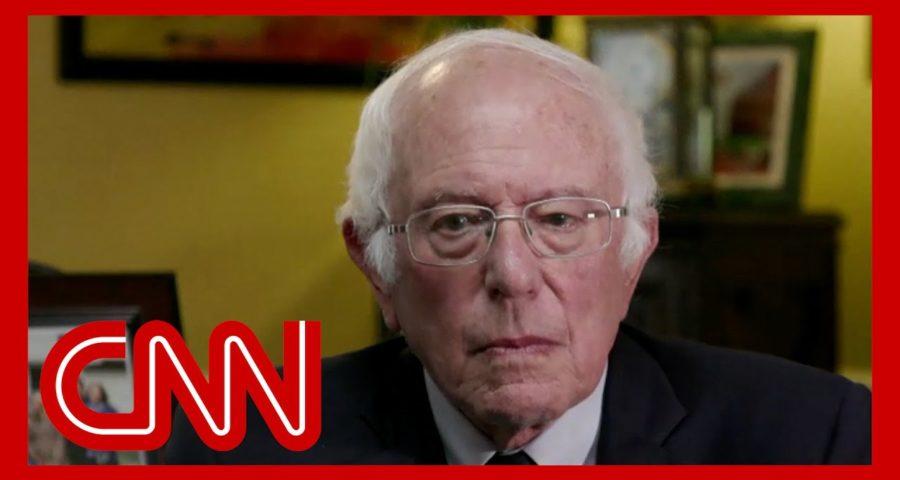 It's no secret that I am no fan of Netanyahu - Bernie Sanders 1