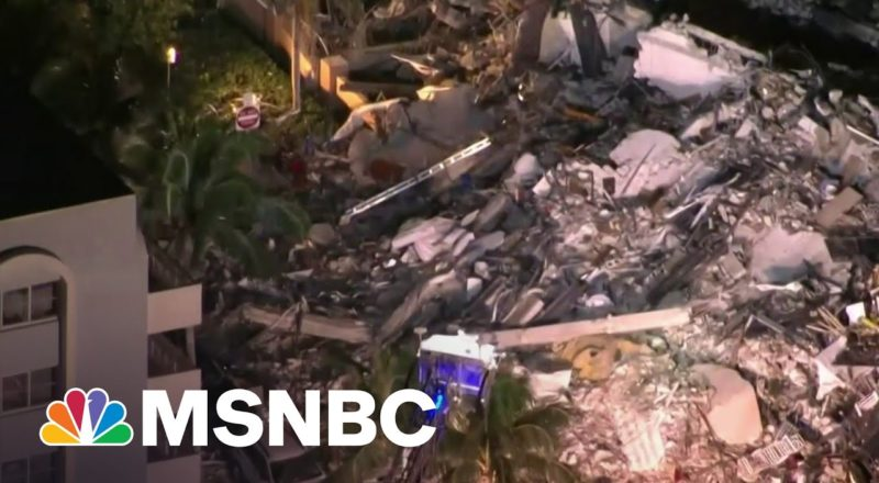 Nearly 100 Unaccounted For After Florida Condo Building Collapses 1