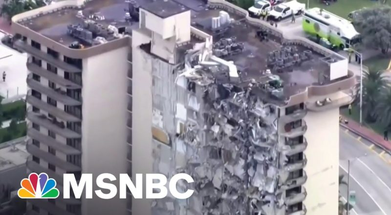 No Survivors Have Been Rescued From Building Since Yesterday, Mayor Says 1