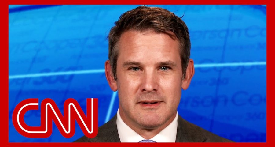 Rep. Adam Kinzinger: We are playing with fire and it has to stop 1