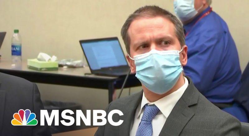 Judge Denies Derek Chauvin Motion For New Trial| MSNBC 6