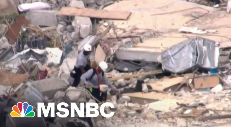 Engineer Weighs In On Building Collapse, How To Prevent Tragedies 1