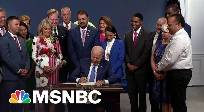 Biden Signs Law Designating Pulse Nightclub As A National Memorial 1