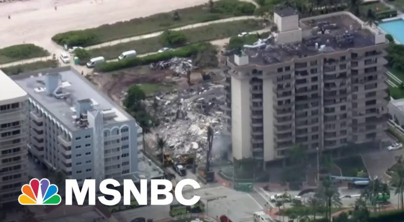 Fmr. Miami-Dade Fire Chief: 'I Have Never Seen A Collapse Like This' 1