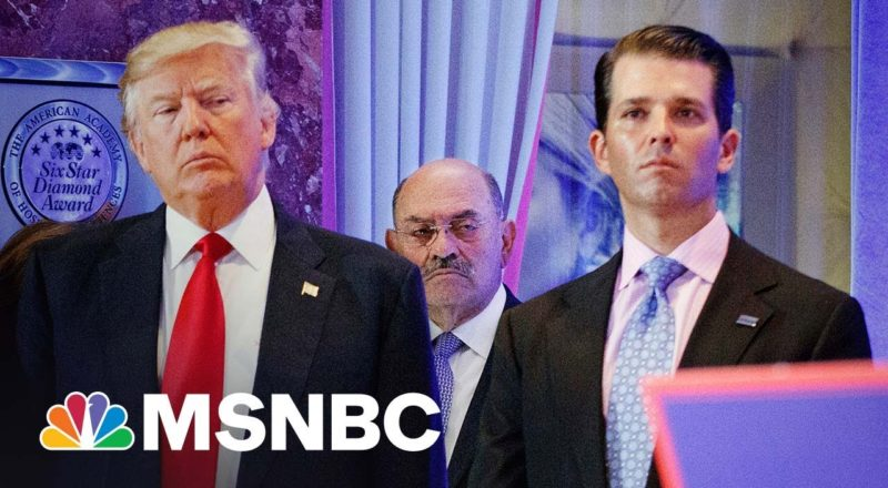 Goldman Thinks Trump Organization Will Likely Go Bankrupt If Indicted 1