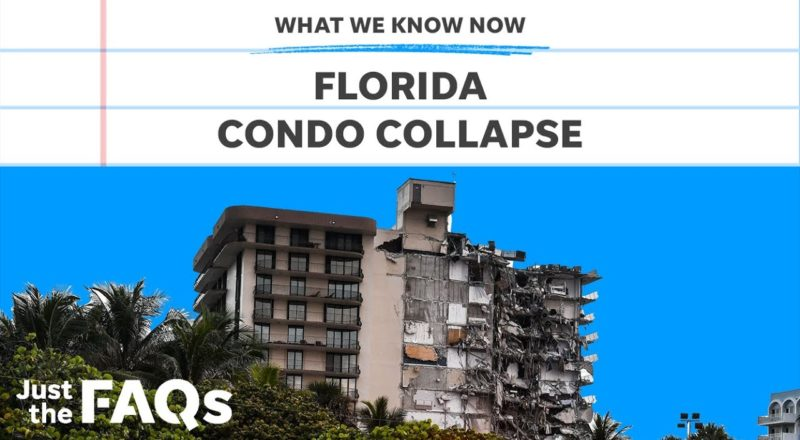 Florida building collapse: Possible reasons explained by experts   Just the FAQs 1